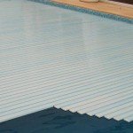 tablier couverture de piscine